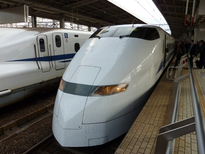 Shinkansen300k